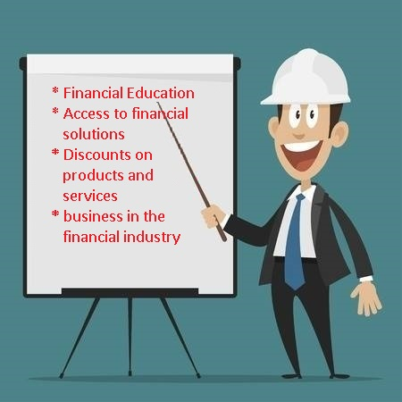 Financial literacy truly rich makers what do we teach members fandeluxe Choice Image