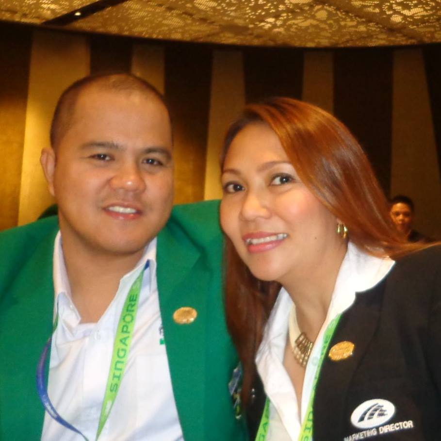 Randy and Christy Cañete