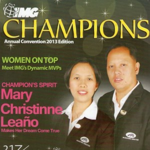 Matin and Malvin Leaño - real life champions